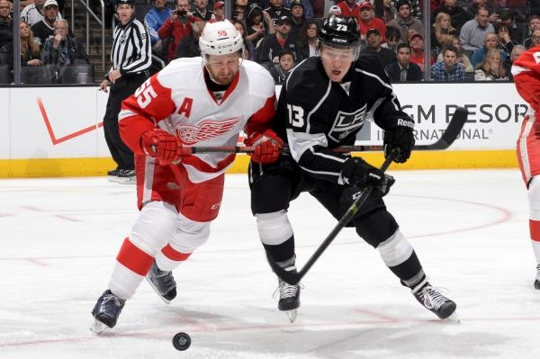 Los Angeles Kings - Detroit Red Wings