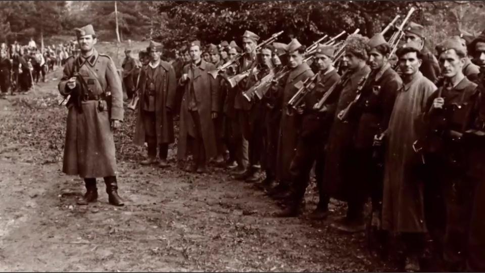 Dokument Království Jugoslávie ve druhé světové válce