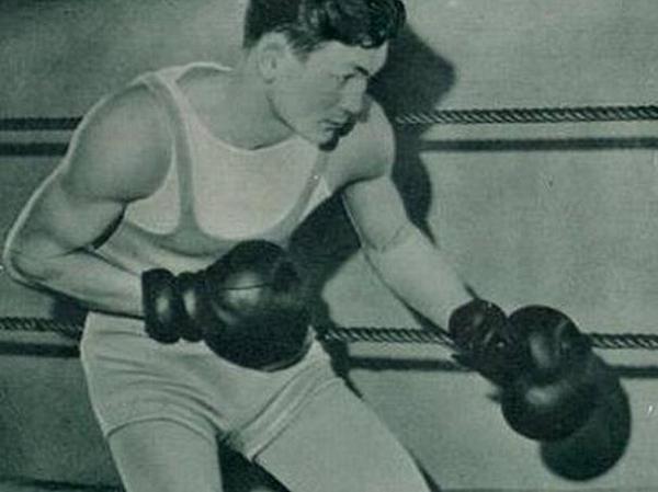 Dokument Boxer Vilda Jakš