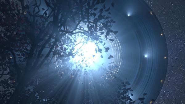 Záhady UFO