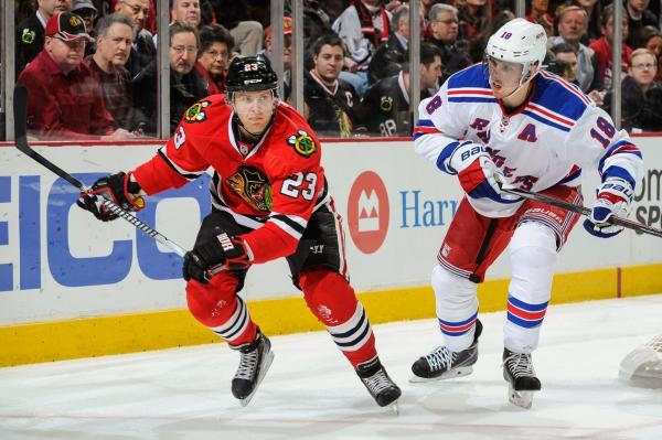 Chicago Blackhawks - New York Rangers