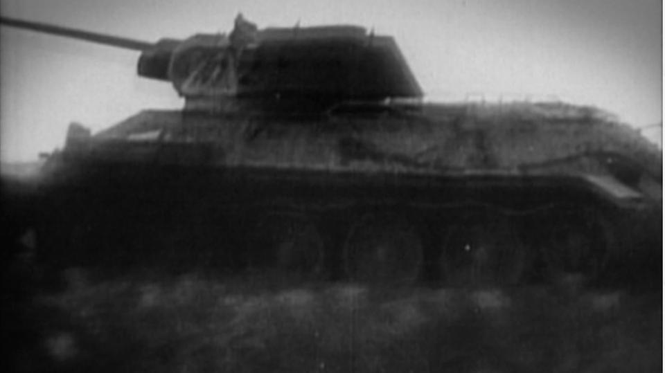 Dokument Největší tankové bitvy