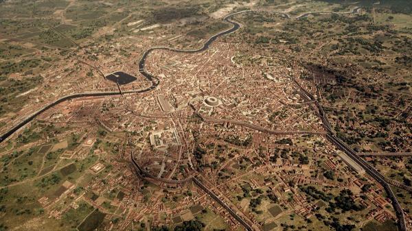 Megapolis: Otkrivanje drevnog svijeta