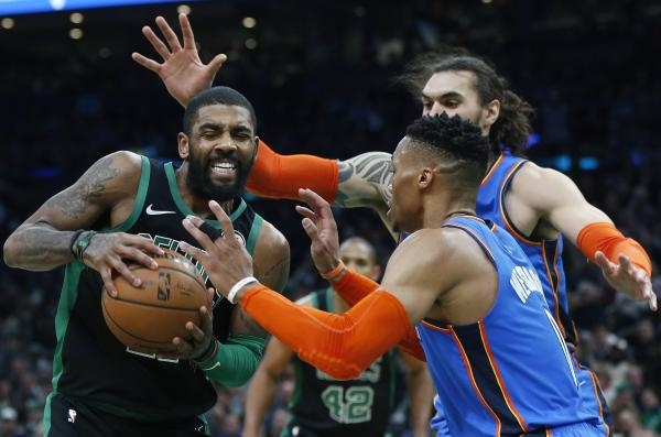 Oklahoma City Thunder - Boston Celtics