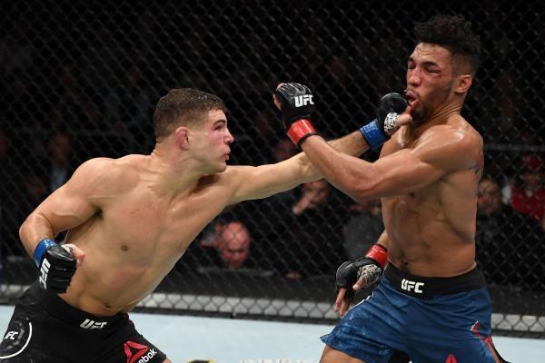 UFC Fight Night: Lee vs. Oliveira