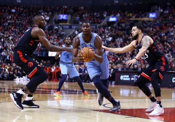 Toronto Raptors - Memphis Grizzlies