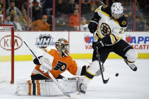 Philadelphia Flyers - Boston Bruins