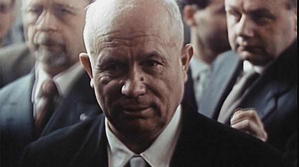 Nikita Chruščov: Rudý car