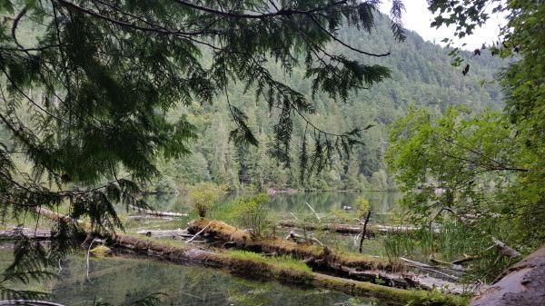 Dokument Na cestě po jihozápadě Britské Kolumbie