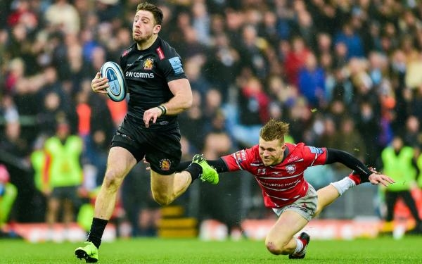 Gloucester Rugby - Exeter Chiefs