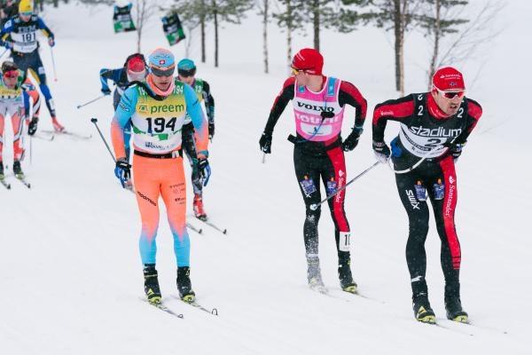 Klasické lyžování: La Diagonela Engadin