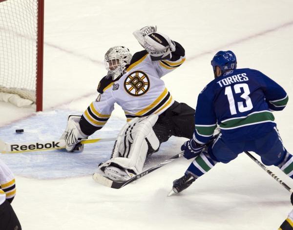 Finálová série Stanley Cupu 2011