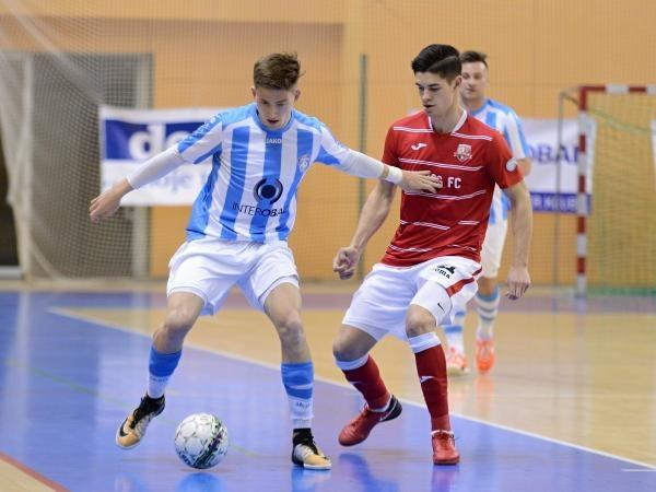 Futsal: SK Interobal Plzeň - Svarog FC Teplice