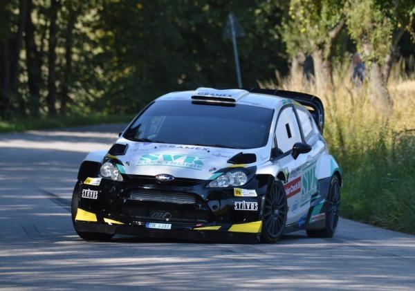 Motorismus: 41. INVELT Rally Pačejov 2020