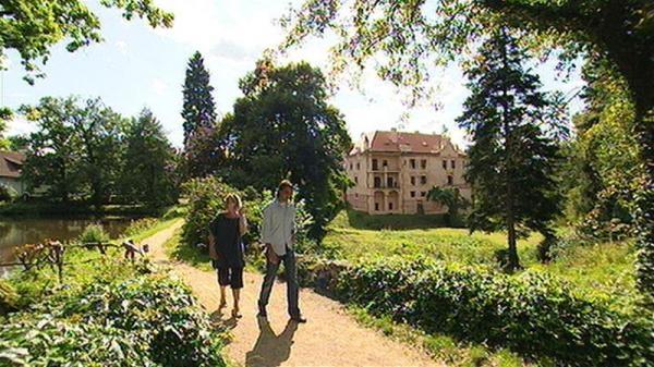 Rajské zahrady: Vrchotovy Janovice