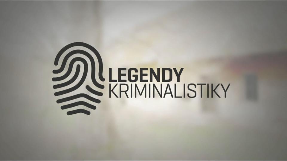 Dokument Legendy kriminalistiky
