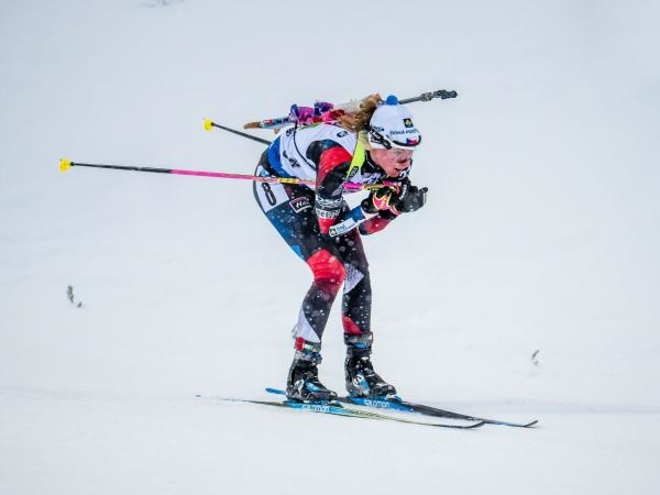 Biatlon: MS juniorů 2020 Švýcarsko