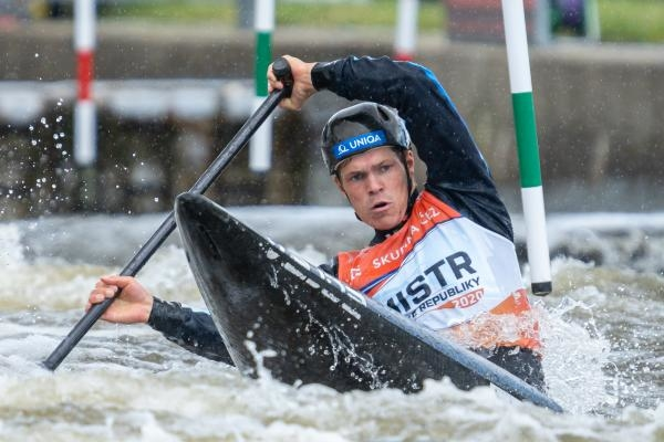Vodný slalom - SP 2021