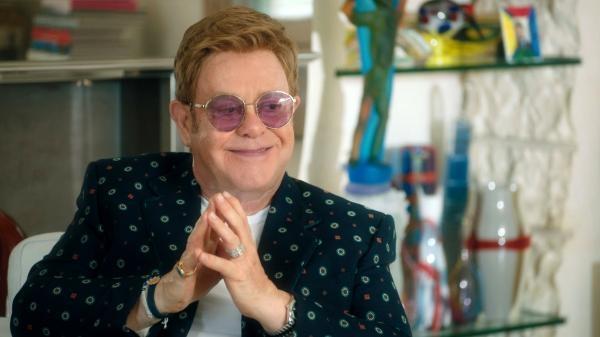 Elton John: Bez cenzúry