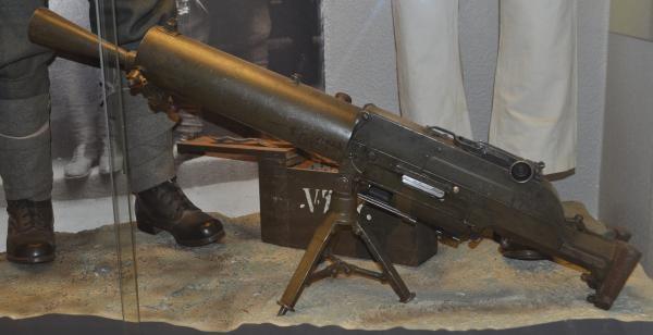 Úžasný svět válečných strojů