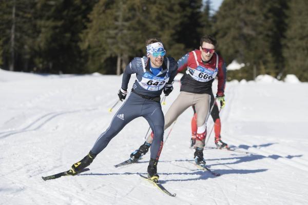 Klasické lyžování: Krkonošská 70