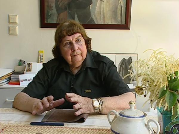 Věra Janoušková, sochařka
