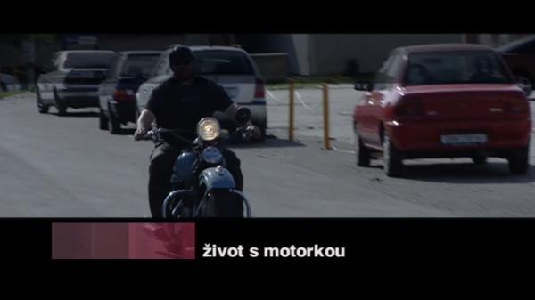 Dokument Život s motorkou