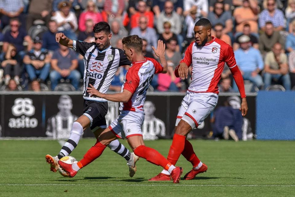 AFC Ajax - FC Emmen