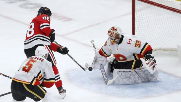 NHL Classic games: Chicago Blackhawks - Calgary Flames