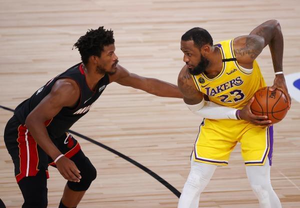 NBA Action 20/21