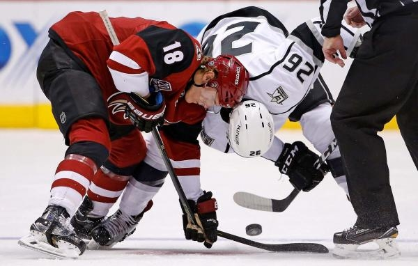 Arizona Coyotes - Los Angeles Kings