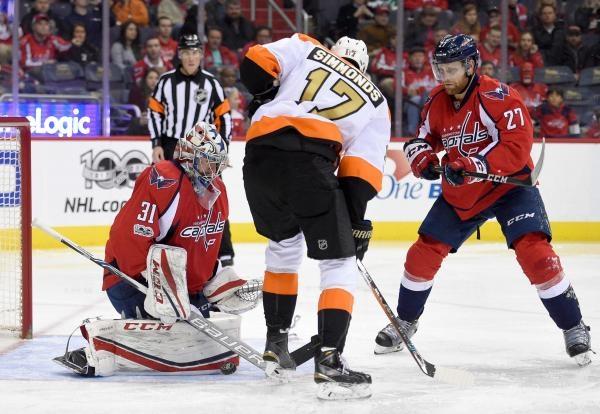 Washington Capitals - Philadelphia Flyers