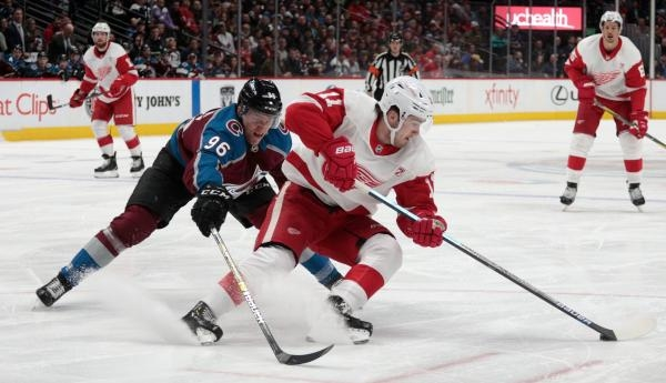 Detroit Red Wings - Colorado Avalanche