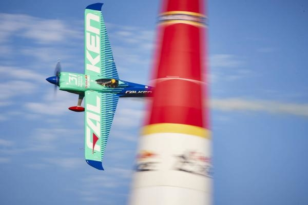 Letecký sport: Red Bull Air Race 2017 On Air
