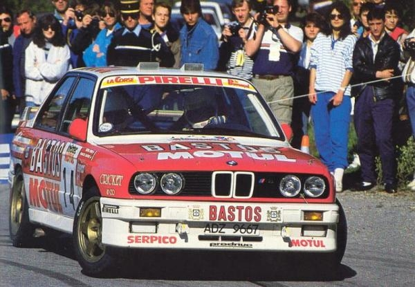 WRC History 1989