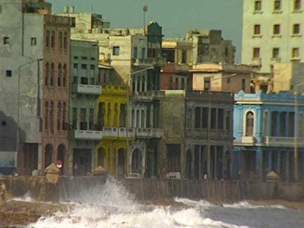 Kuba v rytmu salsy