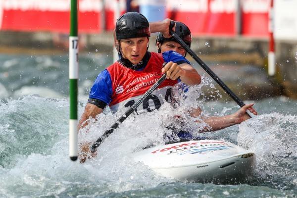 Vodní slalom: MS juniorů a U23 2017 Slovensko