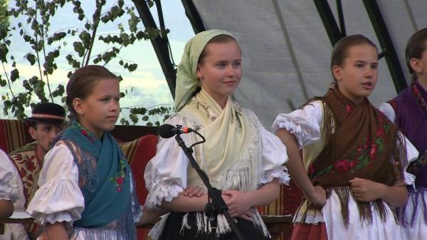 Folklórny festival Heľpa - zostrihy