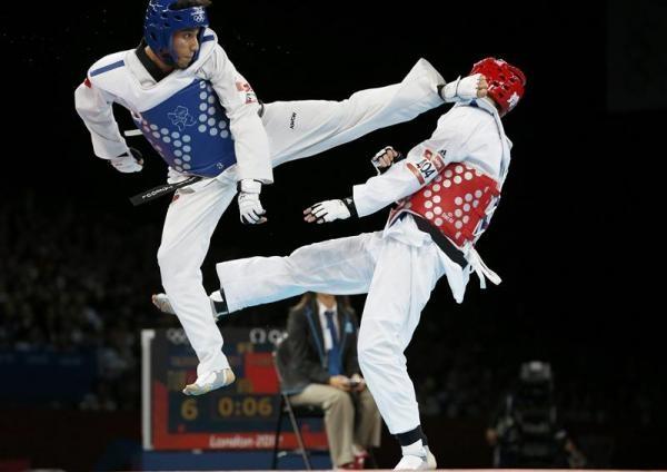 Ultimate taekwondo