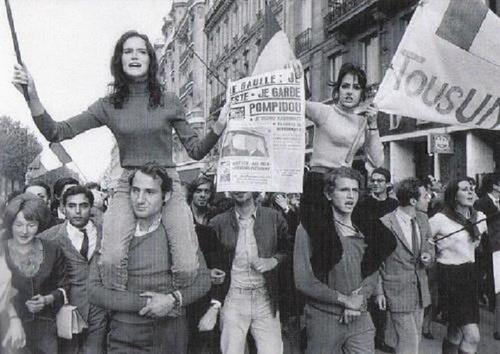 Dokument 1968 - Die globale Revolte