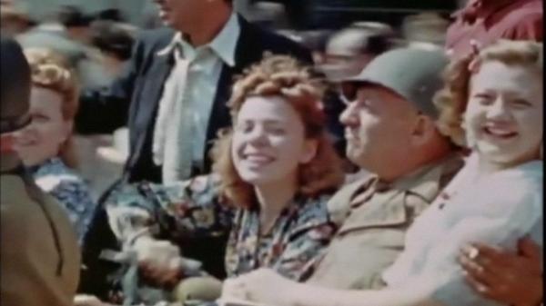 Dokument 1944: Osvobození Paříže