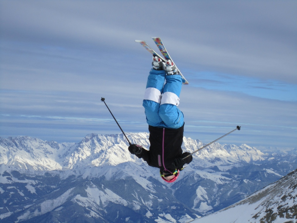 Výzva - Zimné extrémne športy