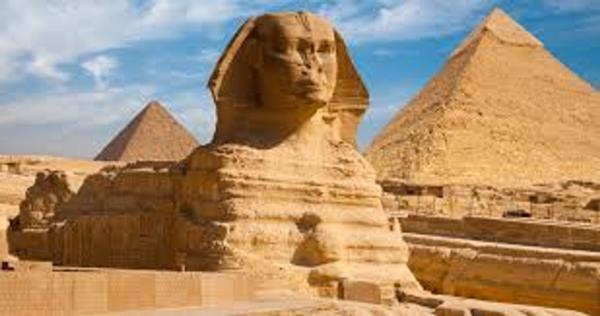 Odhalený Egypt