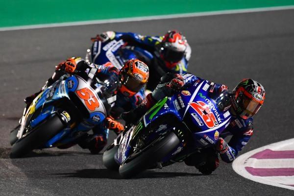MotoGP - VC Valencie (trénink Moto3)