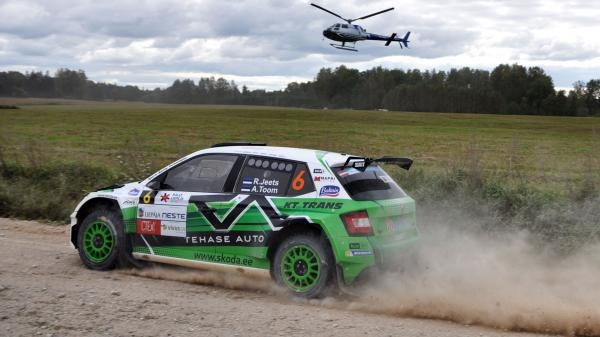 Motorismus: Rally Liepaja