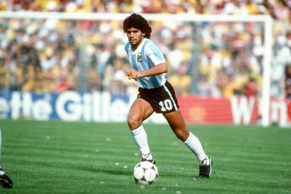 Nesmrteľní - Maradona