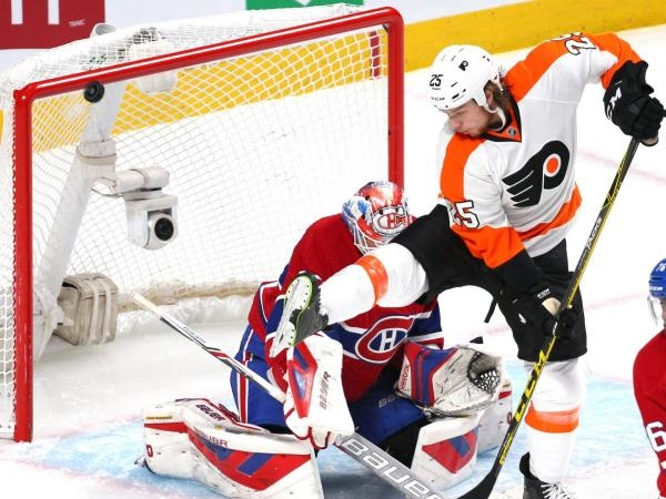 Philadelphia Flyers - Montreal Canadiens