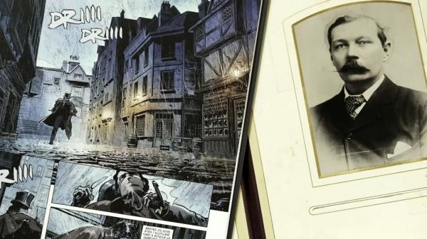 Sherlock Holmes verzus Conan Doyle