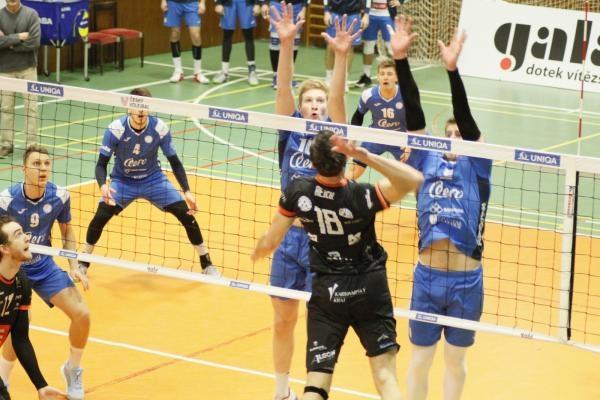 Volejbal: SK VOLEJBAL Ústí nad Labem - Black Volley Beskydy