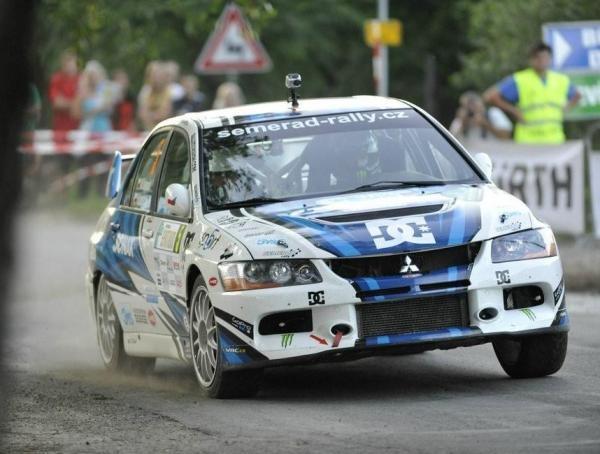 Svět motorů: Rally Bohemia